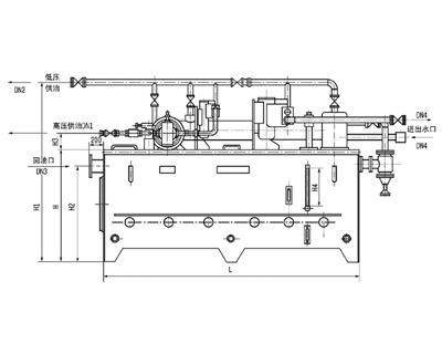 GXYZ型B系列低压稀油站