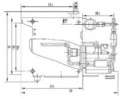 XYHZ型稀油润滑装置
